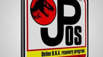Jurassic Park Operative System